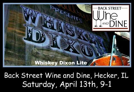 Whiskey Dixon Lite 4-13-19