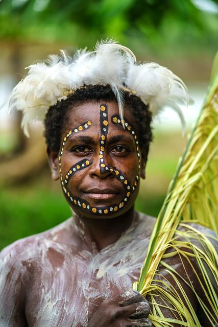 Yokoim Woman Of Kundiman Village