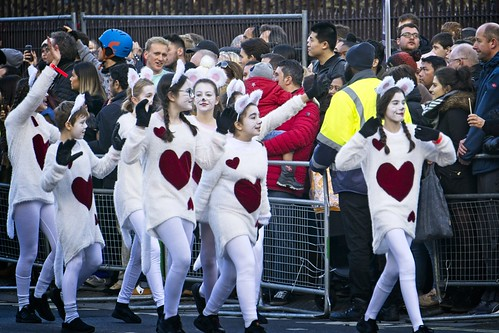 London New Year's Day Parade 2018 - 15 | by garryknight