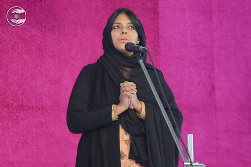 Savita Chaudhary from Sant Nirankari Colony Delhi, expresses her views