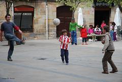 AUPA ATHLETIC (Euskadi, abril de 2009)