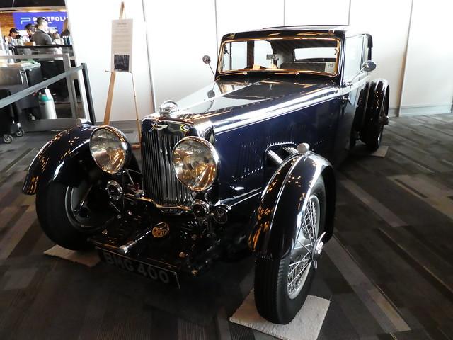 1934 Aston Martin Mk.II Sports Saloon