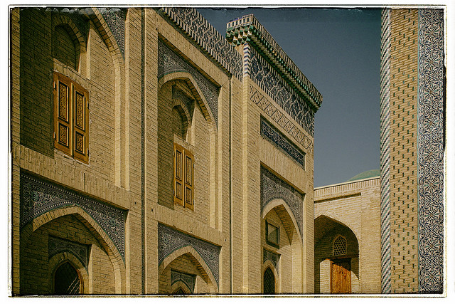 Chiwa UZ - Pahlavon Maxmud Mausoleum 08