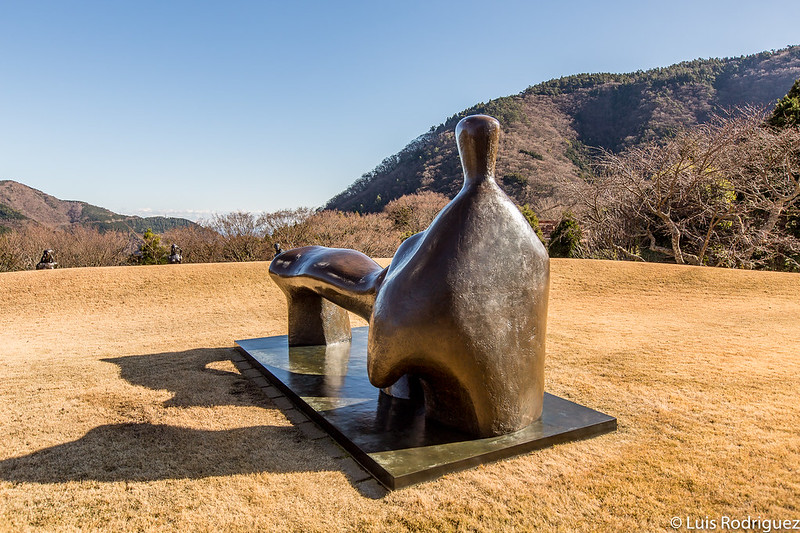 """Reclining Figure: Arch Leg"" de Henry Moore"