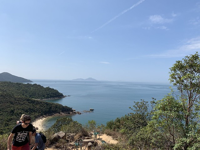 View from Lamma Island