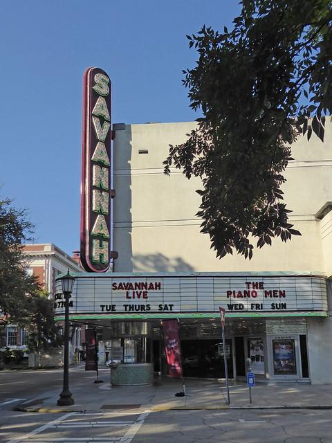 Savannah, GA Savannah Theater