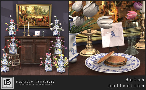 Dutch Collection @ Bloom | by fancydecorsl
