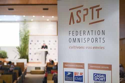 75e Assemblée Générale de l'ASPTT Fédération Omnisports