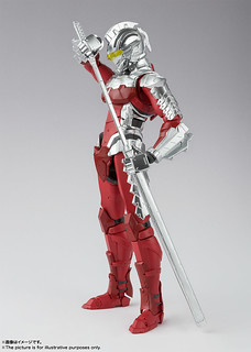 【官圖&販售資訊新增】 S.H. Figuarts 《超人力霸王ULTRAMAN》「ULTRAMAN SUIT VER7 動畫版本」!ULTRAMAN SUIT VER7 -the animation-