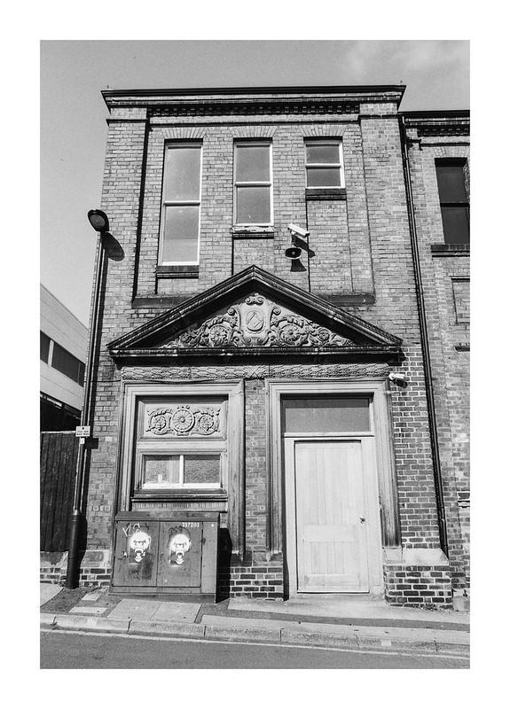 FILM - Freemason's lodge