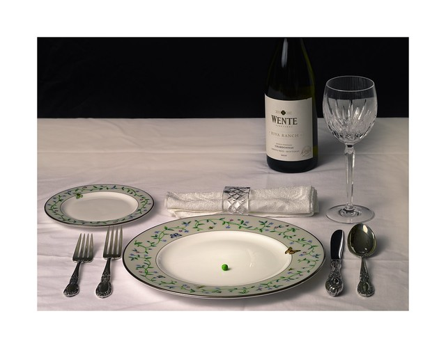 A Government Shutdown Dinner (aka They Will Make Adjustments)