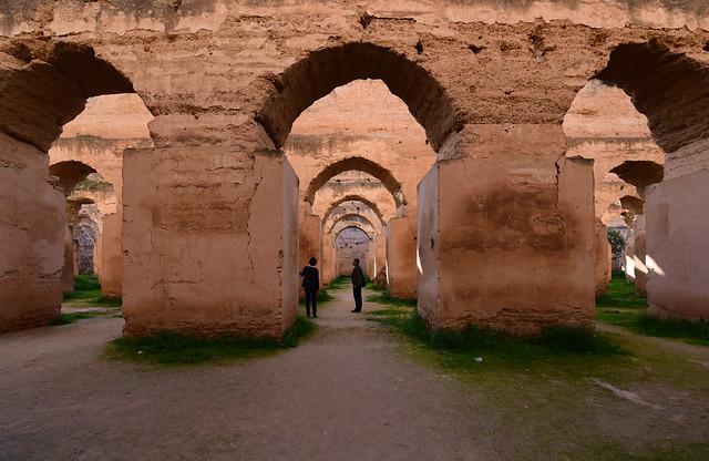Heri Es Souani, Meknès, Morocco, January 2019 D810 039