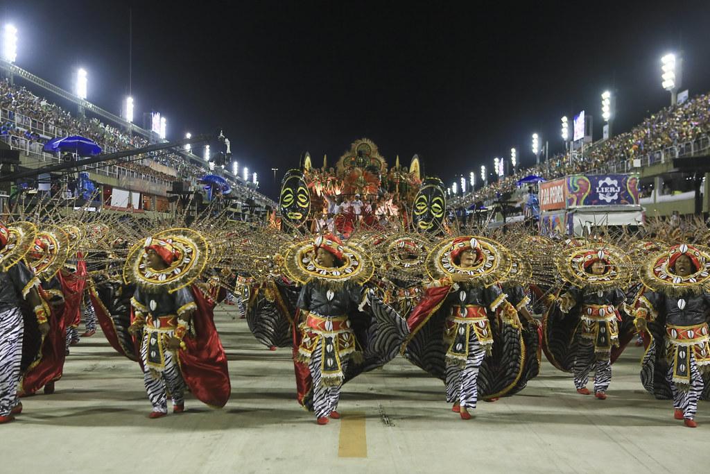Carnaval Rio 2019 - Unidos do Porto da Pedra -  Raphael David |  Riotur