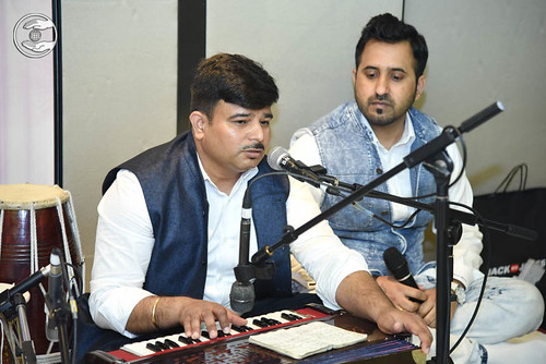 Devotional song by Sunny from Delhi
