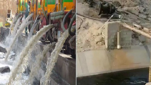 3529 A gang arrested selling drinking water taken from sewage canal in Jeddah | by Life in Saudi Arabia