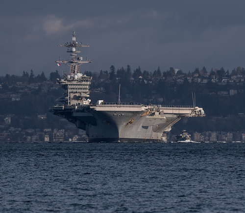 Right at Me, USS Carl Vinson | by elliott845