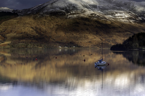 Loch Leven, Calm waters_G5A0154