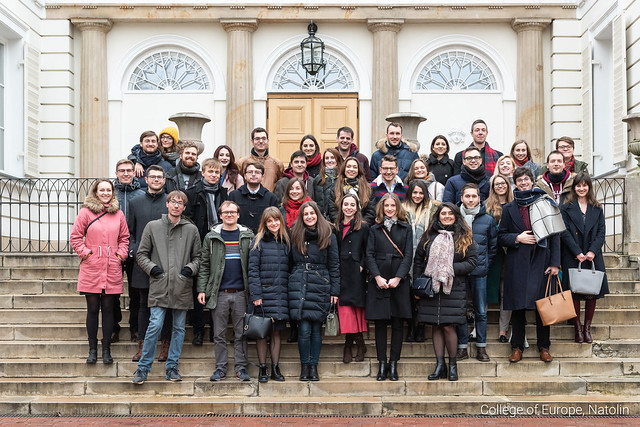 Alumni Reunion of the Simone Veil Promotion at Natolin. 9 February 2019