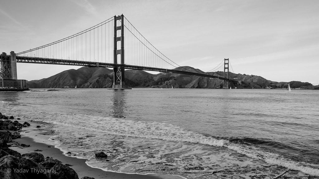 Golden Gate Bridge Sanfrancisco California Wallpaper H