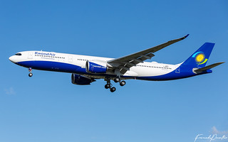 Airbus A330 Neo RwandAir 9XR-WS | by French_Painter