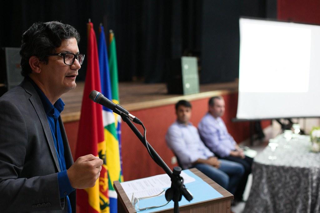Reunião PDI realizada pela Prefeitura de Alta Floresta em 14/02/2019
