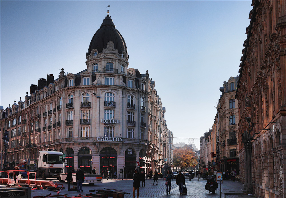Лилль, Франция