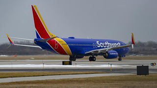 Southwest Airlines Boeing 737-8H4(WL) N8601C | by MIDEXJET (Thank you for over 2 million views!)