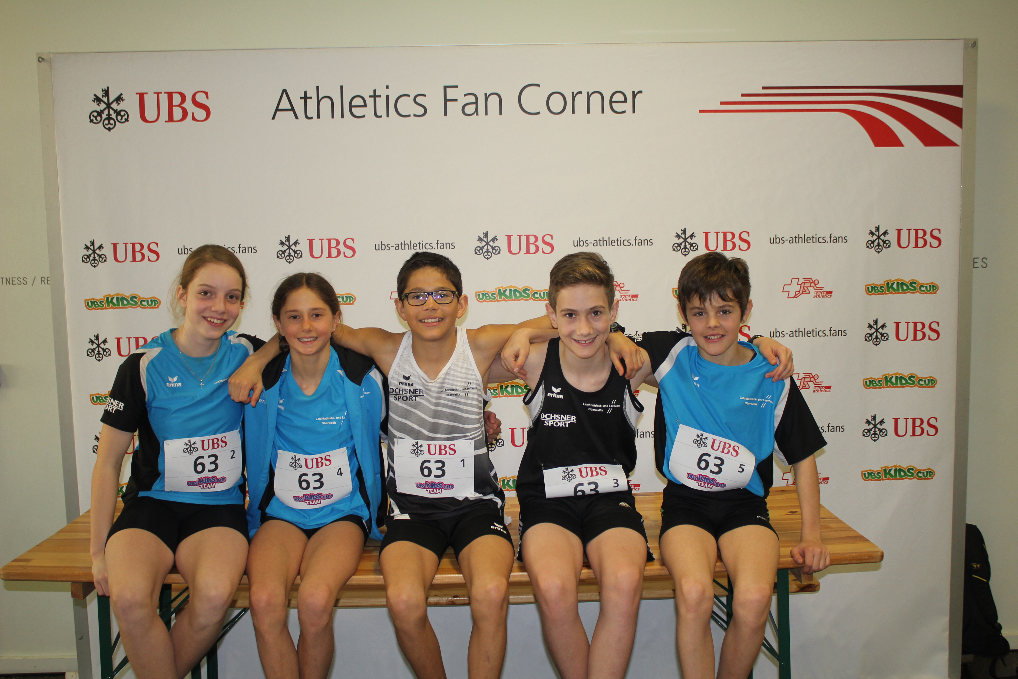 UBS KIDS CUP TEAM Payerne 2019