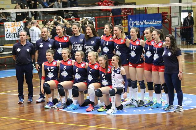 Finale Territoriale U18 Cinisello Balsamo 17 Marzo 2019 Bracco Pro Patria  - Dolcos Volley Busnago 1 - 3