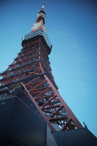 Tokyo tower | by Typ250
