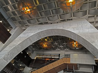 San Diego Central Library (Interior)