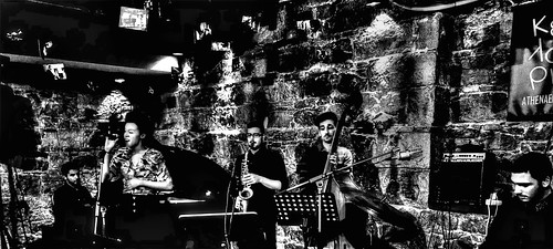 Jazz in the cellar_IMG_7925i   by AchillWandering