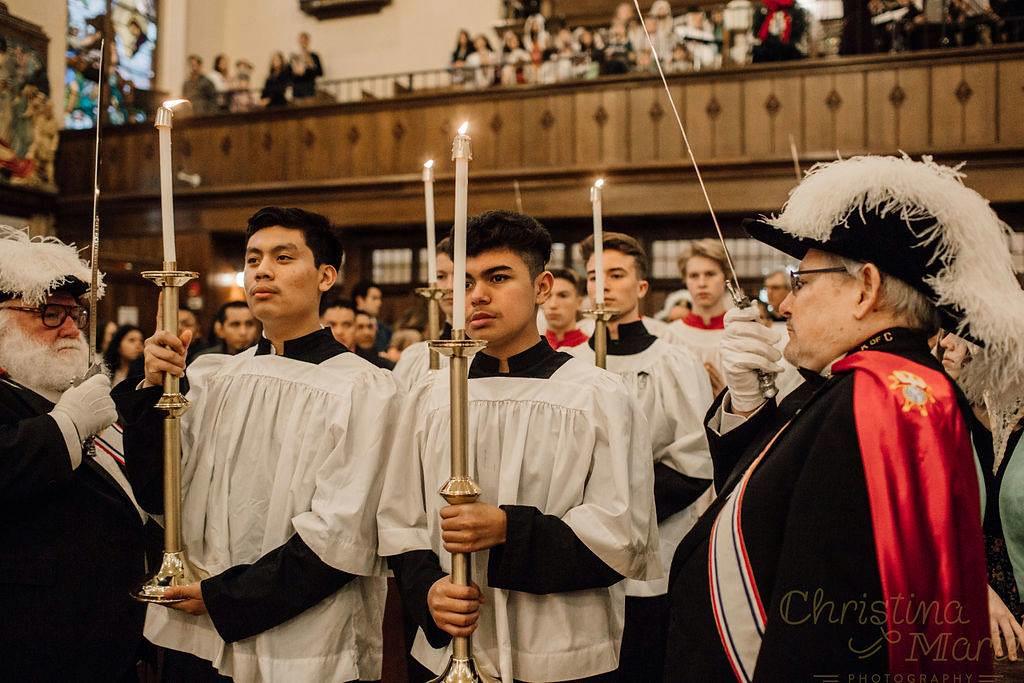 2018-12-23 Altar Dedication