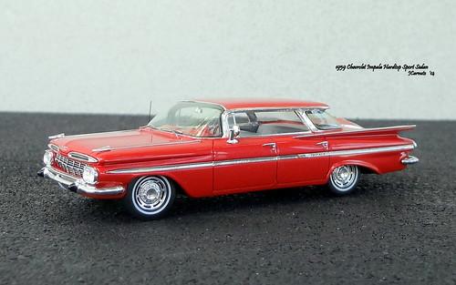 1959 Chevrolet Impala Hardtop Sport Sedan