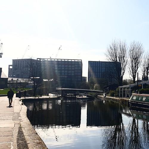 Londra: Regent's Canal