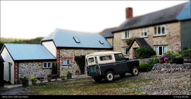 Devon Farm with Land Rover IMG_0785