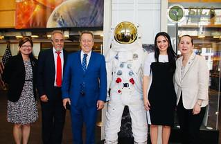 Encuentro SICA-NASA