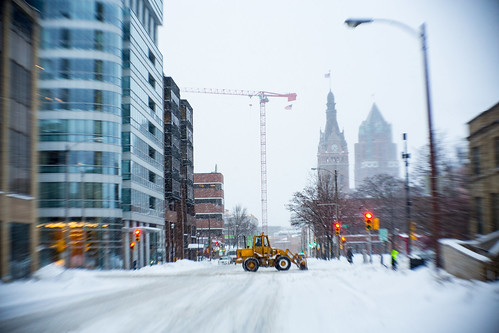 Cathedral Square Blizzard | by VBuckley.com