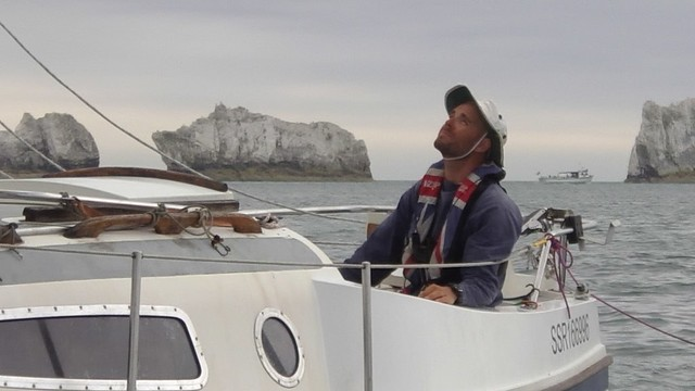 's First Voyage - the Needles - 4