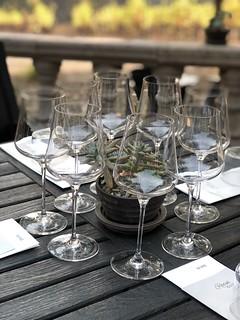 Wine glasses | by sarahstierch