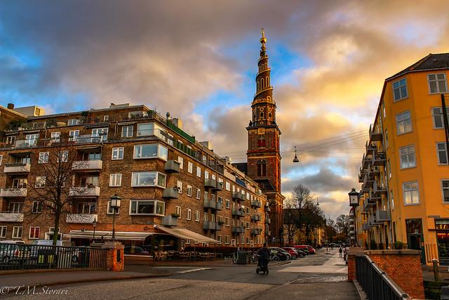 Streets of Copenaghen