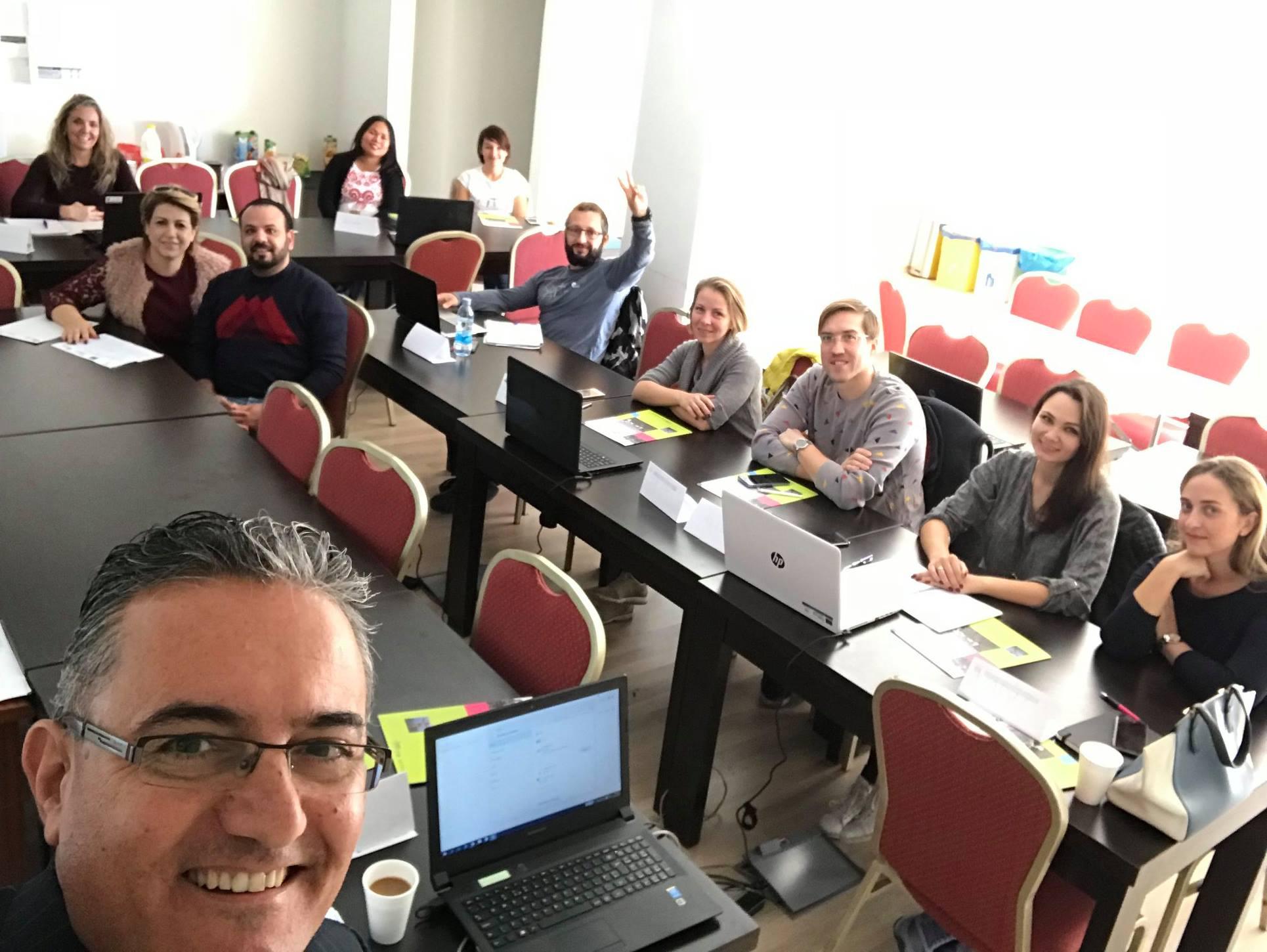 Σεμινάρια Ηλεκτρονικού Μαρκετινγκ – Δήμος Αγίου Αθανασίου (20-27.10.2018)