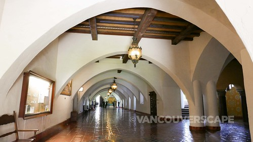 Santa Barbara County Courthouse | by Vancouverscape.com