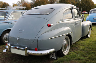 1954 Volvo PV 444