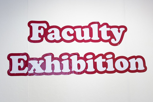 Faculty Art Exhibition 2019