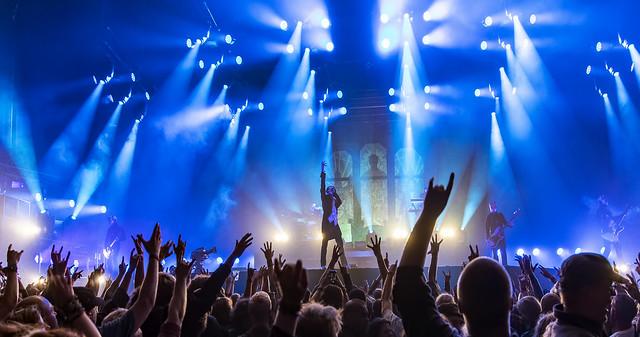 Ghost @ 2016 Roskilde Festival