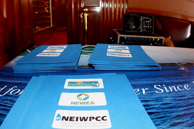 2019 NWPCA, NEWEA, NEIWPCC Clean Water Legislative Luncheon, Rhode Island State House