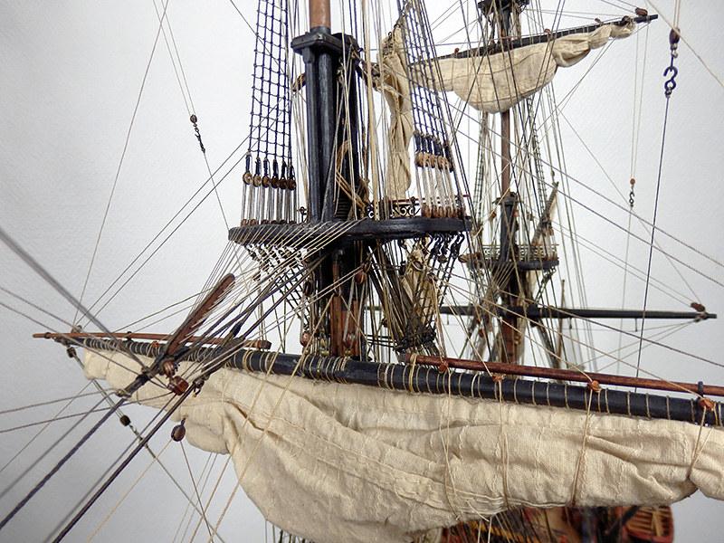 VICTORY 1737 - éch 1/84 - inspiré du Victory 1737-1744 32547792897_0f99c1c0e4_c