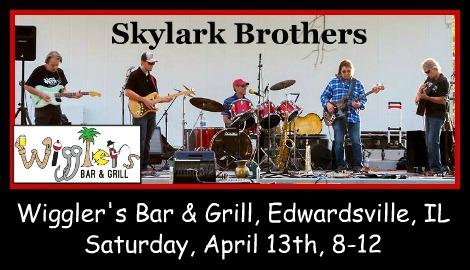 Skylark Brothers 4-13-19