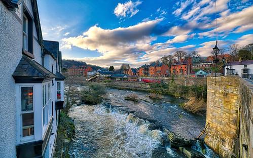 River Dee From Castle Bridge
